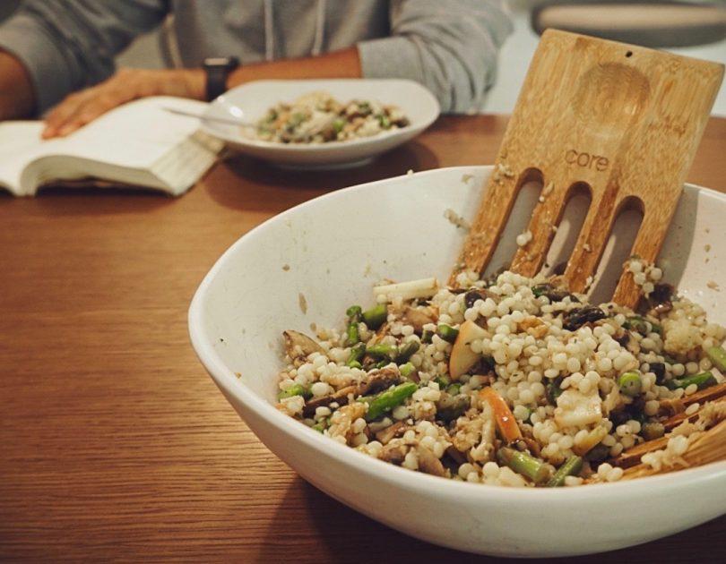 Salade Perlée de L'Été