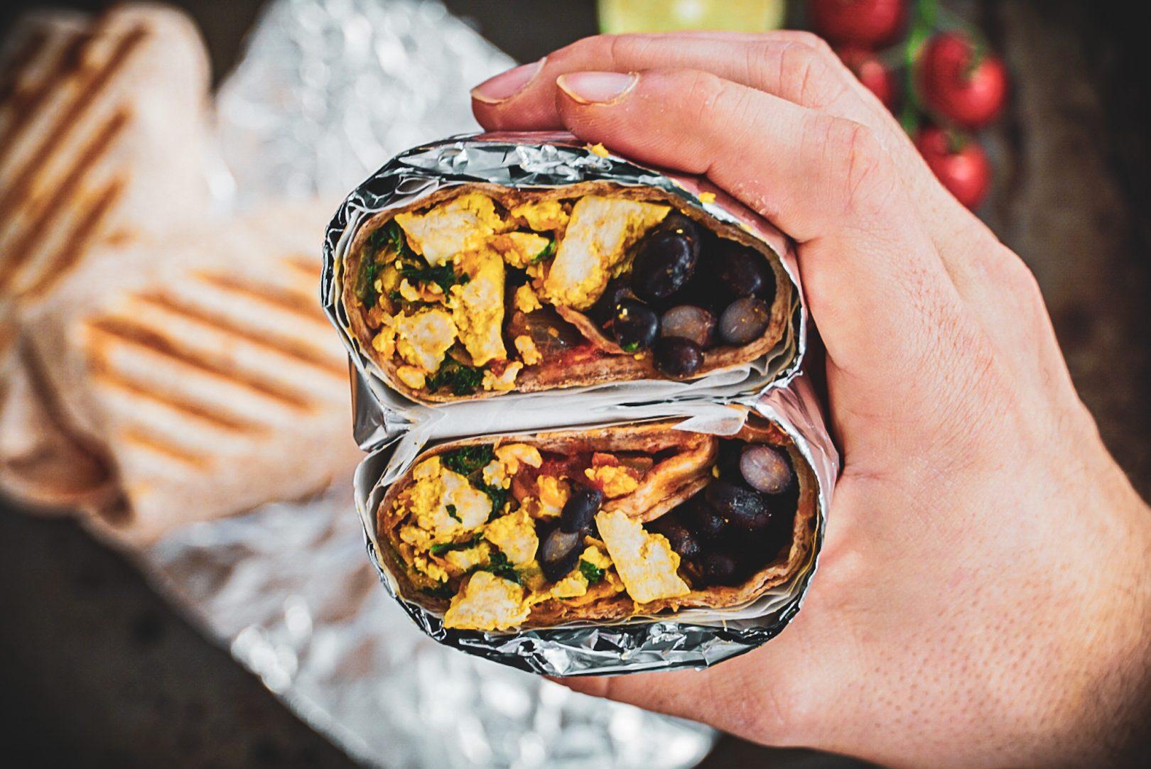 Burritos Déjeuner