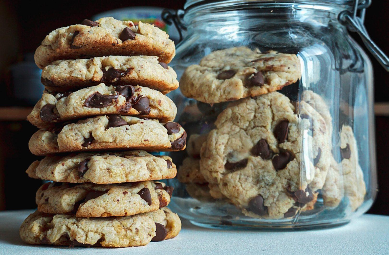 Les ti-biscuits aux pépites de chocolat
