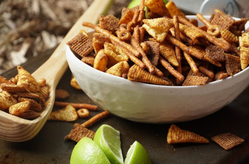 Party mix chili-lime