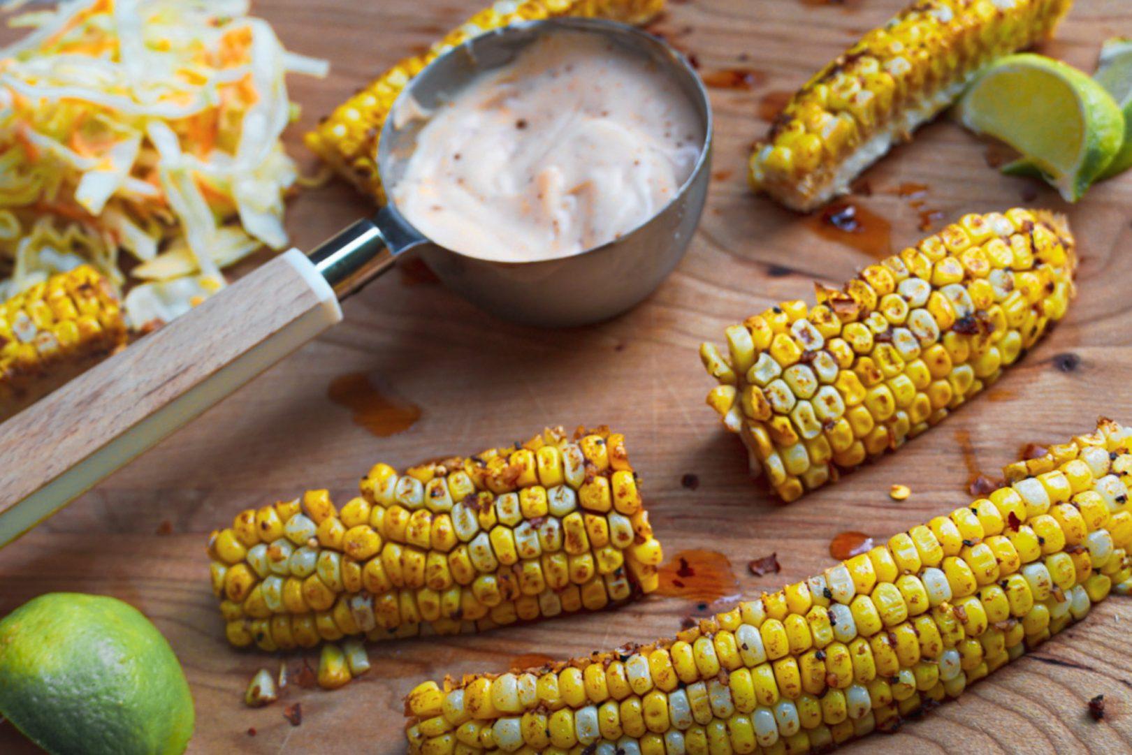 Ribs de maïs